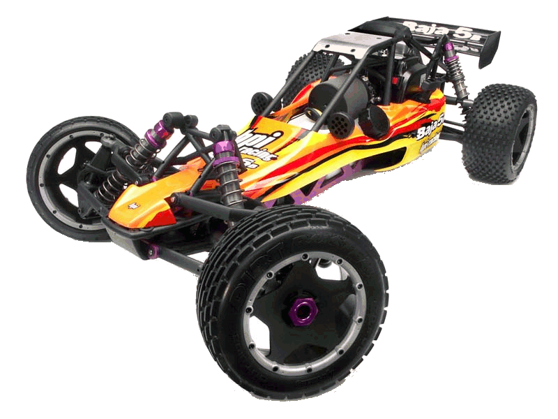 HPI Racing HPI107685 Buggy Baja 5B 2.0