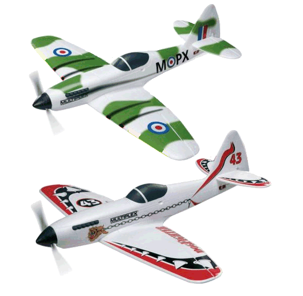 BK Dogfighter KIT ohne RC