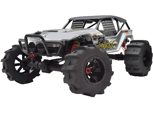 1/8 EP 4WD r/s FO-XX VE w/Syncro KT-200